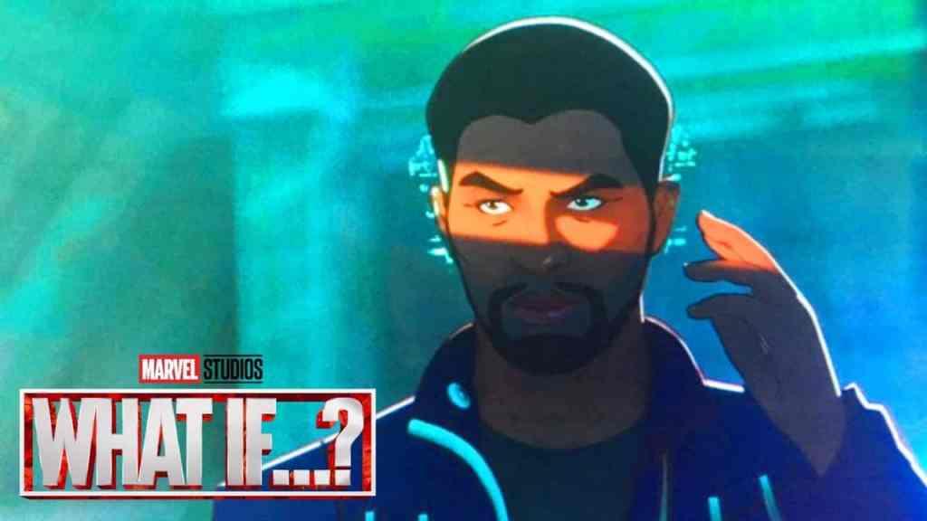 Chadwick Boseman Black Panther T'Challa What If...?