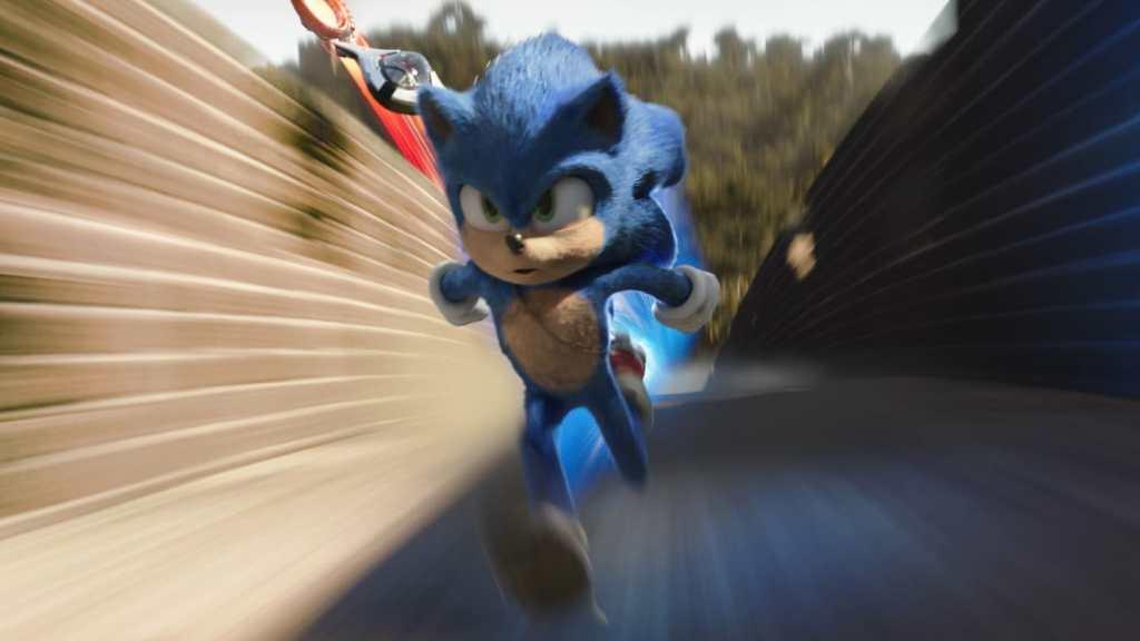 Sonic the Hedgehog 2 Shemar Moore