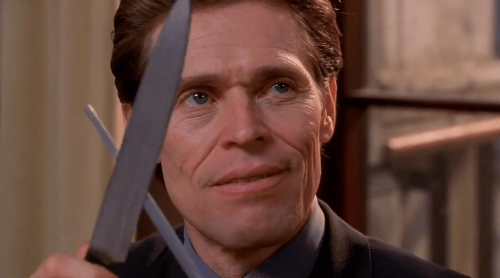 Willem Dafoe Spider-Man 3