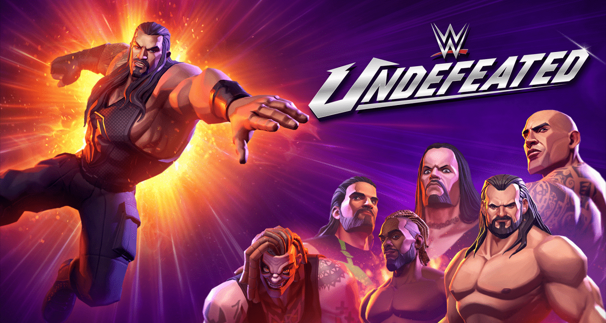 WWE Undefeated Wrestling Game Now Available For IOS And Android For Free; Check Out New Trailer
