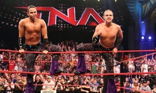TNA/Impact Young Bucks