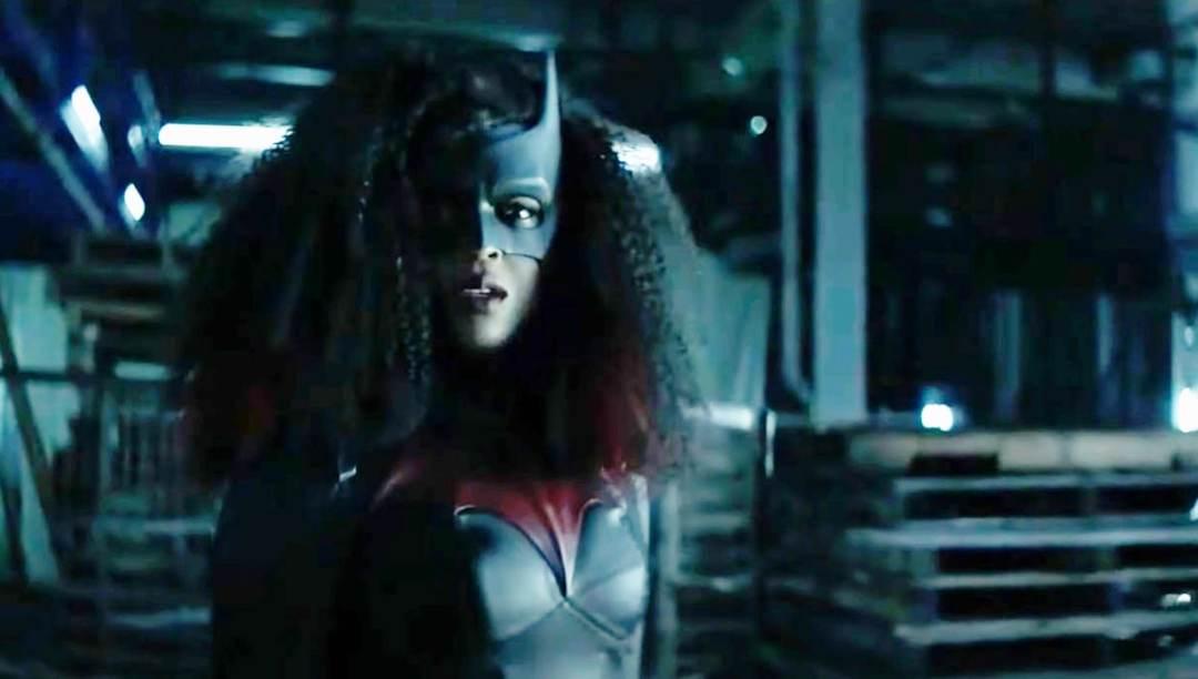 Batwoman World's Finest