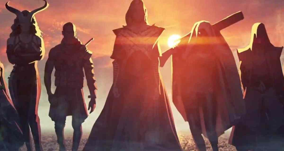 Dragon Age 4 is Coming! Watch The Cinematic Reveal Trailer