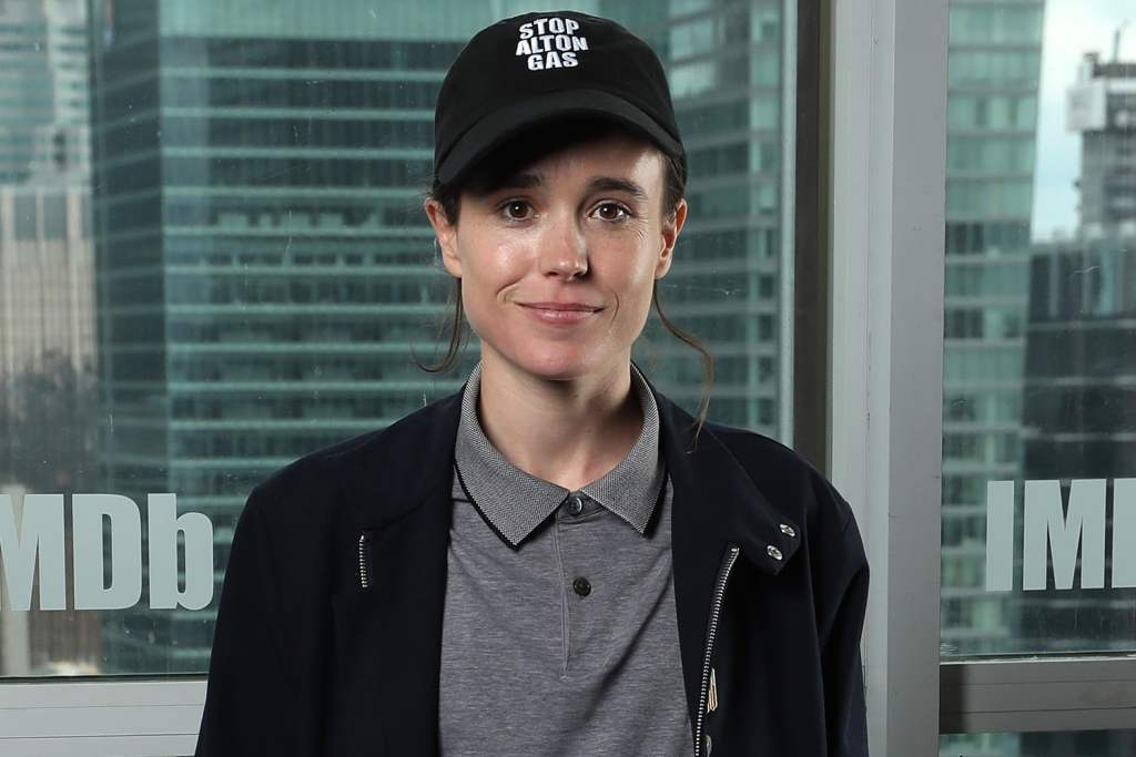 Elliot Page Officially Came Out As A Transgender, Non-Binary Person Yesterday And Why That Matters To Me - The Illuminerdi