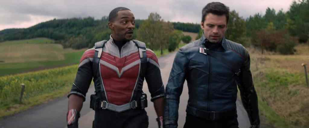 The Falcon and The Winter Soldier Anthony Mackie Sebastian Stan MCU Trailers