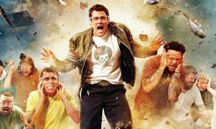 Jackass 4 Stars Johnny Knoxville & Steve-O Injured Again