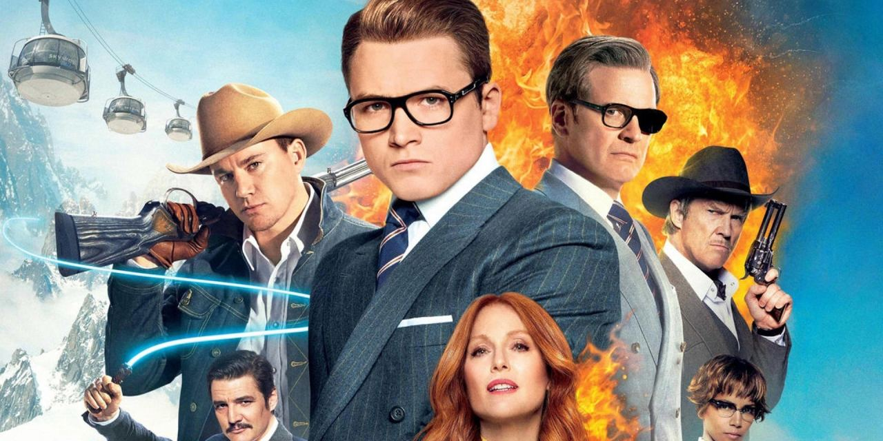 New Marv CEO Promises 7 Kingsman Films, A TV Show, And Thoughts on Cinema's Future