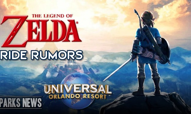 New Details On The Legend Of Zelda Concept Rides At Super Nintendo World