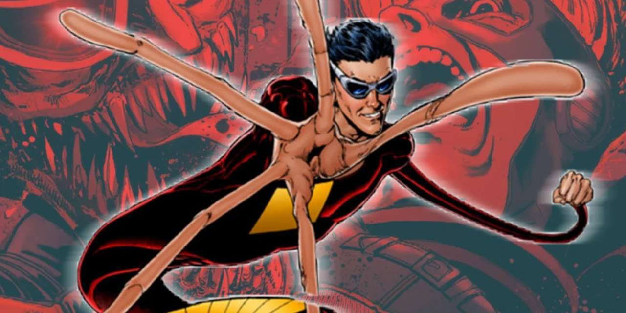 Plastic Man Movie Stretching In A New Direction At DC