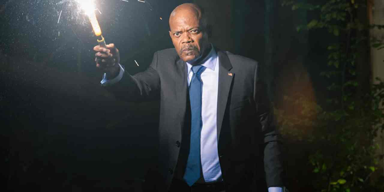 Samuel L. Jackson to Star in The Last Days of Ptolemy Grey For AppleTV+