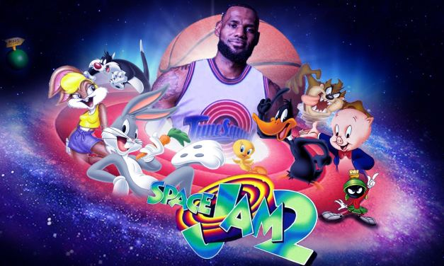 Bugs Bunny And NBS Superstar Lebron James Team Up In New Space Jam: A New Legacy XBox Contest