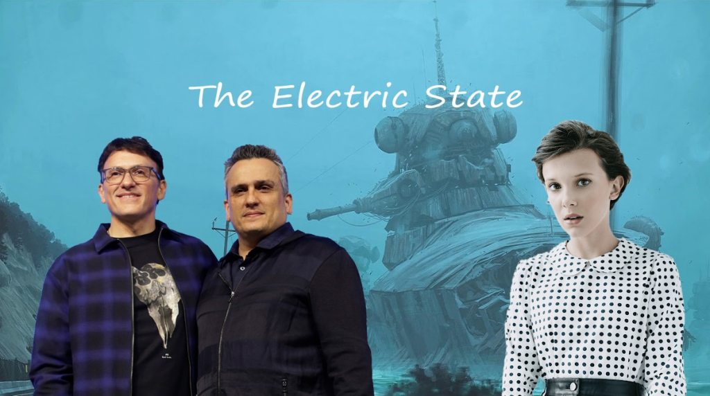 The Electric State Millie Bobby Brown Russo Bros