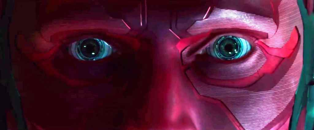 Vision Infinity War Paul Bettany