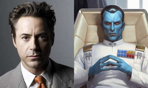 Robert Downey Jr. Rumored To be Interested In Joining The Star Wars Universe