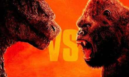 FIRST POSTER For Godzilla Vs. Kong; Trailer Drops January 24