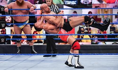 WWE Chad Gable