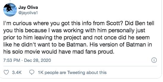 "Ben Affleck's Intense Batman Solo Film ""Would Have Made Fans Proud"" Says Justice League Storyboard Artist - The Illuminerdi"
