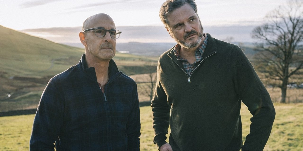 Supernova Movie Review: Colin Firth and Stanley Tucci Elevate Emotional Drama