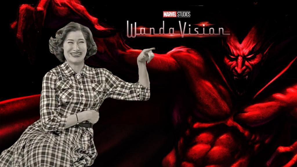 WandaVision Agnes Mephisto