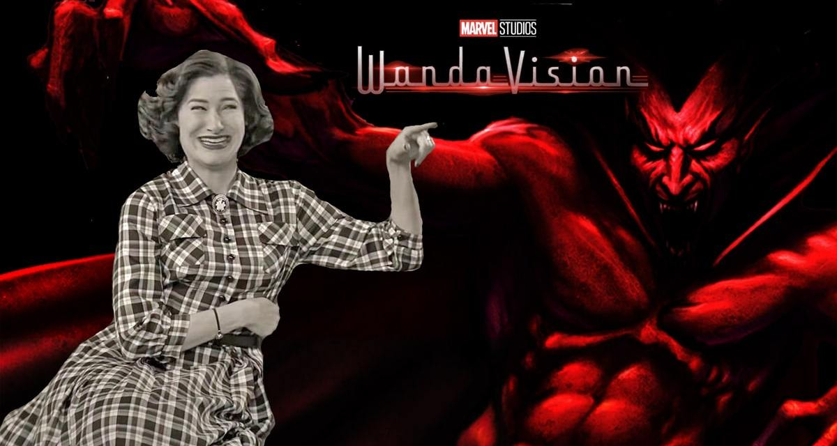 Is WandaVision's Ralph Secretly The Menacing Mephisto In Disguise?