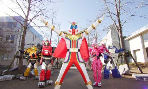 Voice Cast Reveal Of Kikai Sentai Zenkaiger For Super Sentai's 45th Season