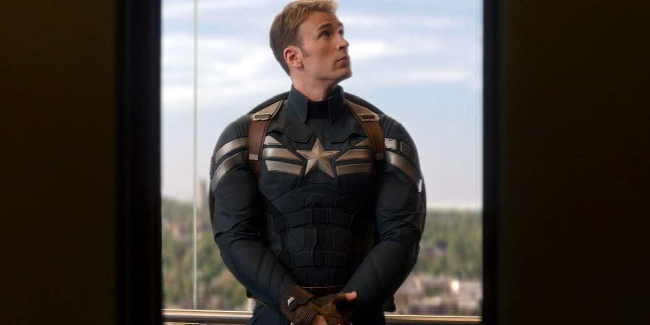 Chris Evans In Talks For Unexpected Return To the MCU as Captain America