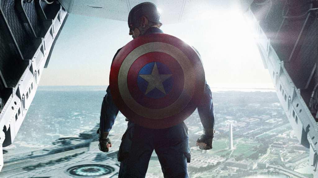 Chris Evans Captain America The Winter Soldier bucky barnes