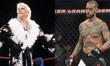 "CM Punk Takes Shot At WWE Legend Ric Flair For Calling Shawn Michaels The ""Greatest"""