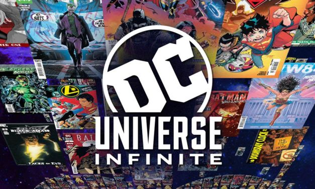 The DC Universe Evolves Into DC Universe Infinite A New Comic Book Based Site