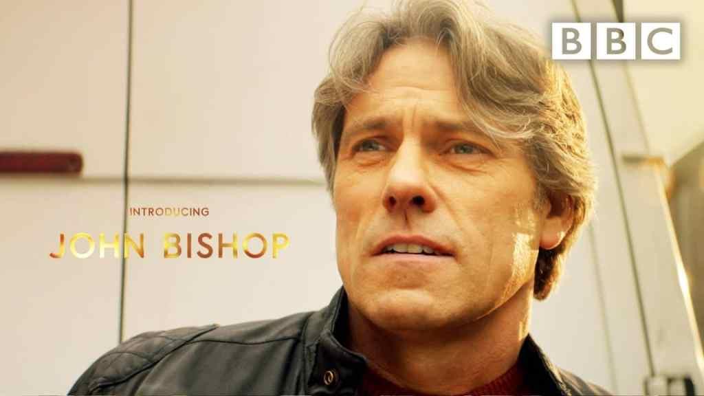 doctor who - john bishop