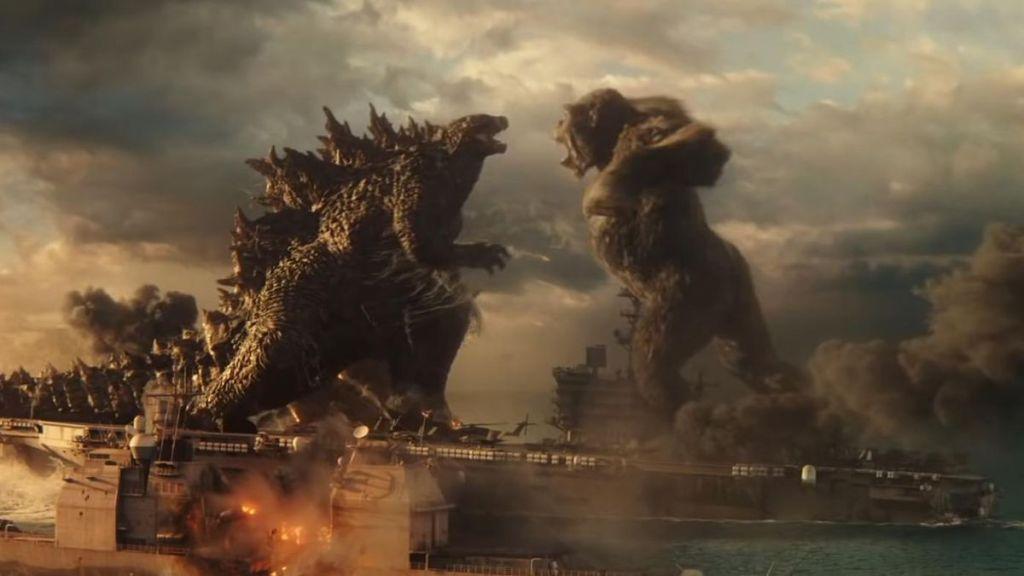 Godzilla vs Kong Godzilla vs. Kong