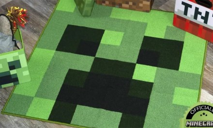 Toynk Toys Sells Officially Licensed Star Wars and Minecraft Area Rugs
