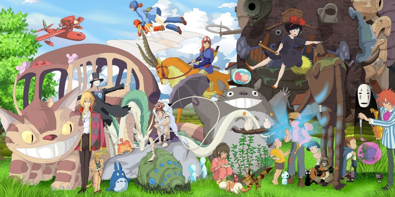 GKids and Studio Ghibli Launch Official Social Media Channels for North America