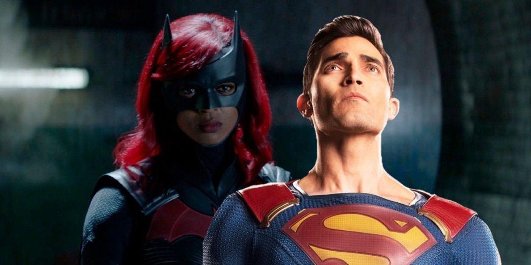 World's Finest Superman Batwoman