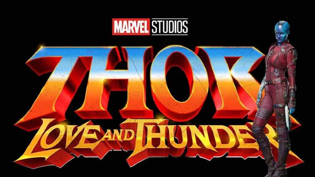 Karen Gillan Nebula The Illuminerdi Thor: Love and Thunder