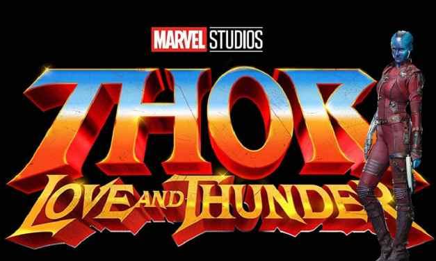 Karen Gillan's Nebula Confirmed for a Return in Thor: Love and Thunder