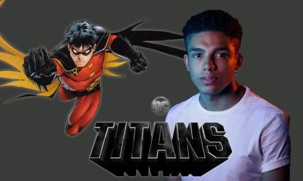 Titans: Jay Lycurgo Joins Season 3 as Tim Drake The New Robin