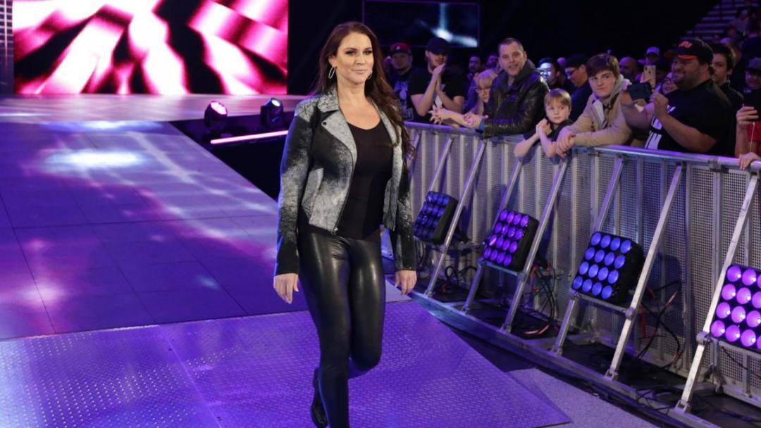 WWE Stephanie McMahon