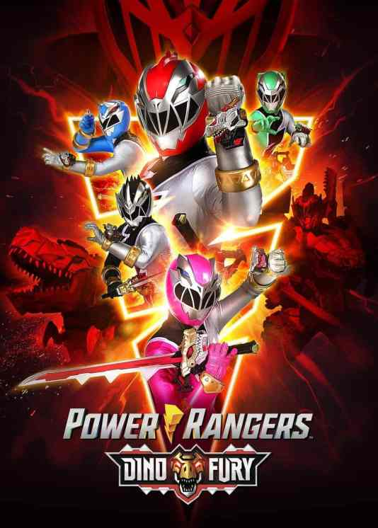 Power Rangers Dino Fury Official Title Sequence Revealed - The Illuminerdi
