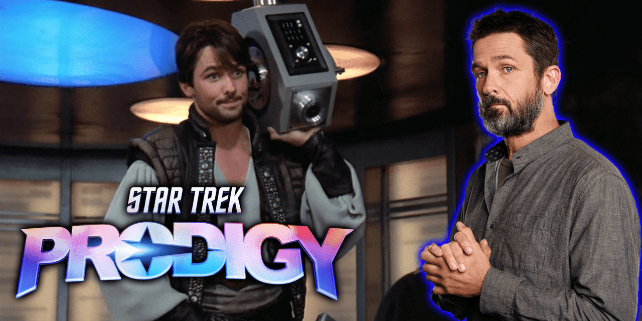 Star Trek Prodigy: Billy Campbell To Reprise Star Trek: The Next Generation Role In Surprise Development