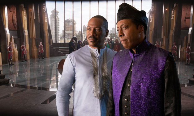 Eddie Murphy Reveals How Coming 2 America and Black Panther Share A Special Connection