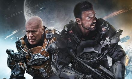Cosmic Sin: Bruce Willis and Frank Grillo Team Up In The New Trailer