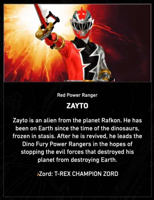 Power Rangers Dino Fury Character Descriptions And First Images Revealed - The Illuminerdi