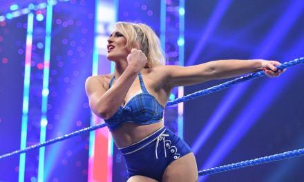 Lacey Evans Sticking Around WWE TV During Her Pregnancy