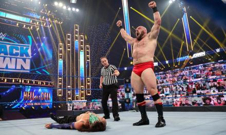 Lars Sullivan Quietly Released From WWE
