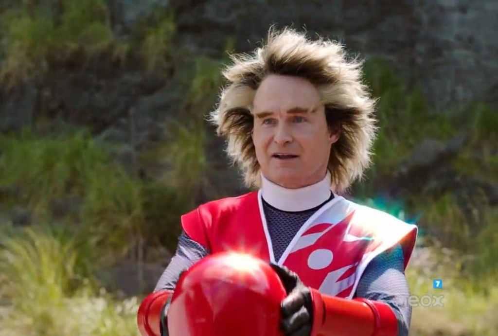 Kelson Henderson Returns as Mick Kanic in Power Rangers Dino Fury - The Illuminerdi