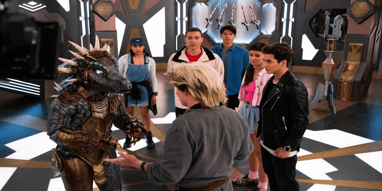 Power Rangers Dino Fury Release Date and Episode Descriptions Revealed