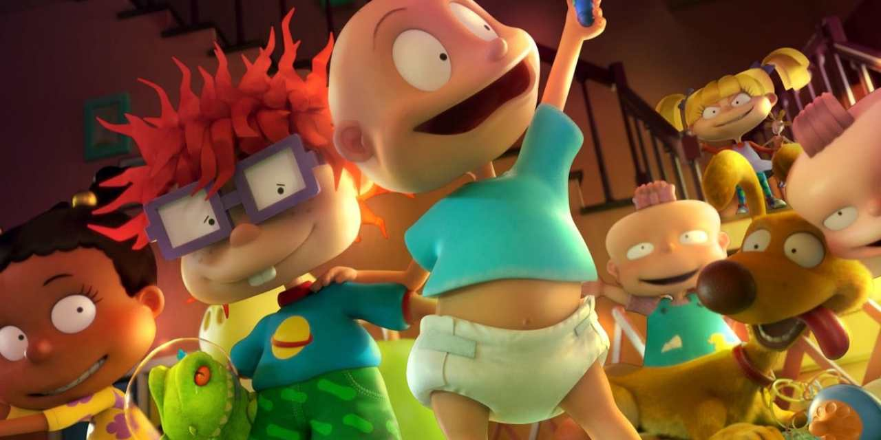 The Rugrats Babies are Back! Paramount Drops Teaser Trailer for New Reboot