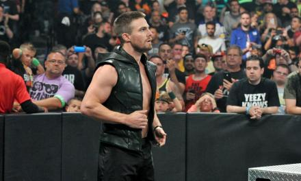 Stephen Amell's Wrestling Show Announces Big Time Heel