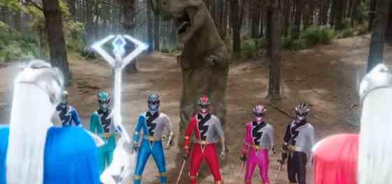Void Knight's Mysterious Origins Teased In Power Rangers Dino Fury Episode 1 - The Illuminerdi